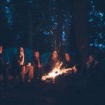 キャンプ初心者の方へ キャンプの魅力を3点ご紹介します。