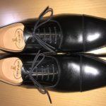 ヒロカワ製靴 スコッチグレイン2018年の催事に行ってきました
