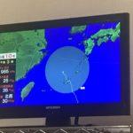 初の奄美大島サーフトリップは台風直撃でした