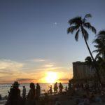 2019.8月に8泊10日の家族4人ハワイ旅行にかかった費用をすべてまとめてみました