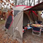 冬キャンプ始まります。北軽井沢スウィートグラスのこの時期はオススメかも知れない(2019.11.23〜24)