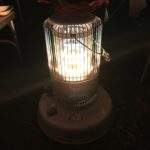 冬キャンプ必須アイテム  灯油ストーブ トヨトミ レインボーを使った感想をレビューします