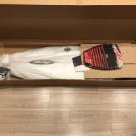 小波でもサーフィンを楽しむ為にニューボードを購入しました。