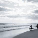 サーフィン 波情報サイトだけを信じるな!?意外と良い波が割れてるかも知れません!