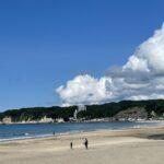 千葉県で人気の『御宿(おんじゅく)海水浴場』で夏休みを満喫して来ました(2021.7.22)